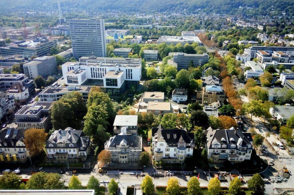 Escort Bonn - Skyline