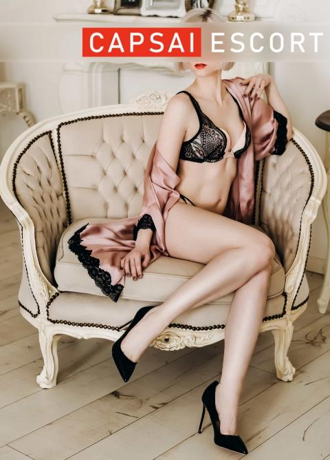 Escort Model Alicia