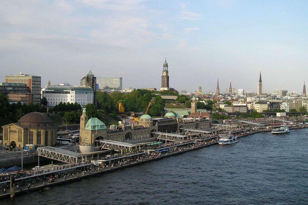 Escort Hamburg Landungsbrücken