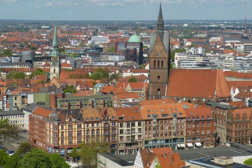 Escort Hannover - Skyline