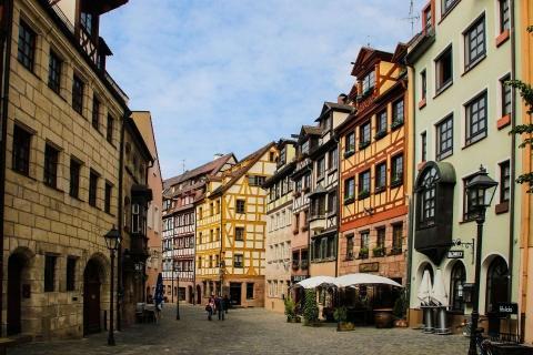 Escort Nürnberg - Altstadt