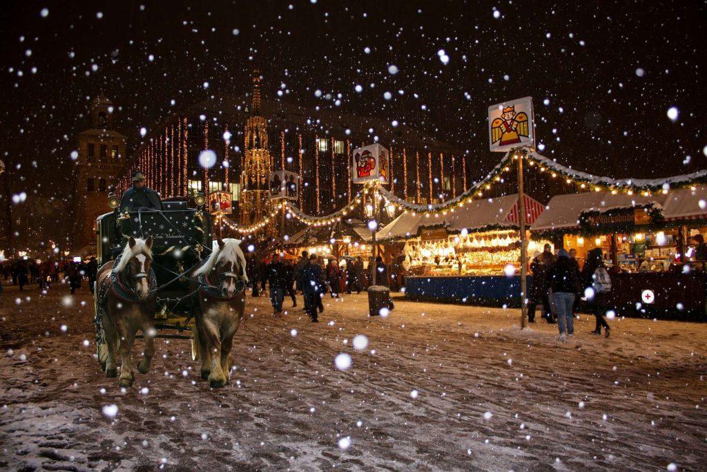 Escort Nürnberg - Weihnachtsmarkt