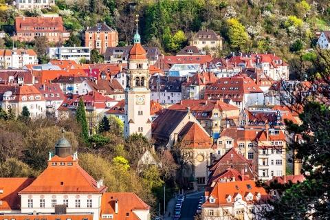 Escort Stuttgart - Altstadt